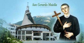 16 ottobre San Gerardo