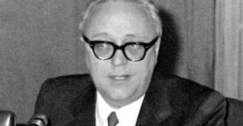 12 febbraio 1980, le Brigate Rosse uccisero Vittorio Bachelet