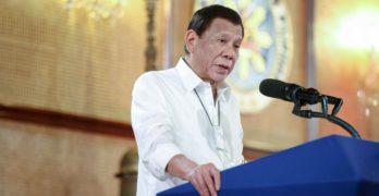 FILIPPINE, IL PRESIDENTE DUTERTE DA L'OK ALLA POLIZIA PER SPARARE A CHI RESISTE ALL'ARRESTO