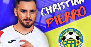 CALCIO A 5: Christian Pierro nella rosa dell'Agostino Lettieri Five Soccer Solofra 2020/2021