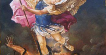 I Carabinieri per la Tutela del Patrimonio Culturale restituiscono il San Michele Arcangelo del Comune di Contrada a sette anni dal furto