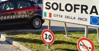 SOLOFRA (AV) – FUOCO ALL'AUTO DEL TITOLARE DELLA CONCERIA DOVE LAVORAVA: DENUNCIATO DAI CARABINIERI IL PRESUNTO AUTORE